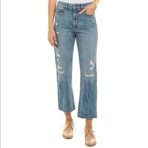 NWT DL1961 Jerry Highrise Vintage Straight Jeans